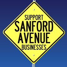Support Sanford Ave Biz