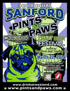 Pints and Paws