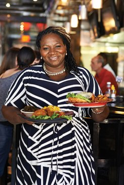 Shantell Williams - Photo by Visual Cusines for Edible Orlando.