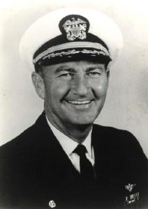 Admiral Richard Fowler