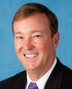 Larry Gouldthorpe, president of Airports Worldwide Inc.