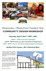 Catalyst site meeting April 9